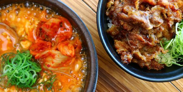 韓丼 料理